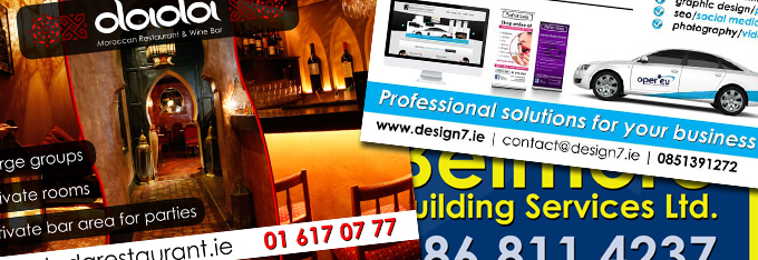 WIDE FORMAT DIGITAL PRINTING AND SIGNS DUBLIN